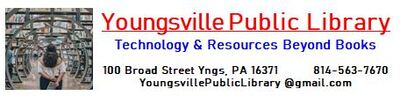 YOUNGSVILLE PUBLIC LIBRARY